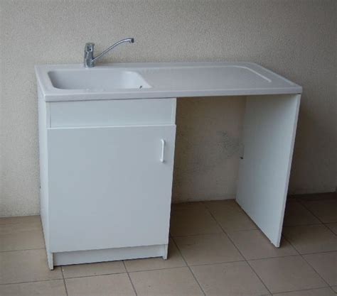 evier cuisine avec meuble mobilier table meuble sous evier avec lave vaisselle