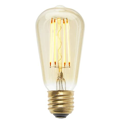 lights bulbs led edison bulbs bushwick led st19