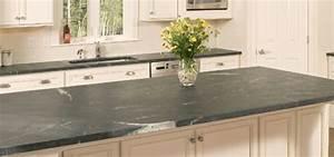 Stein Arbeitsplatte Küche : arbeitsplatte aus naturstein f r die k che 32 ideen ~ Orissabook.com Haus und Dekorationen