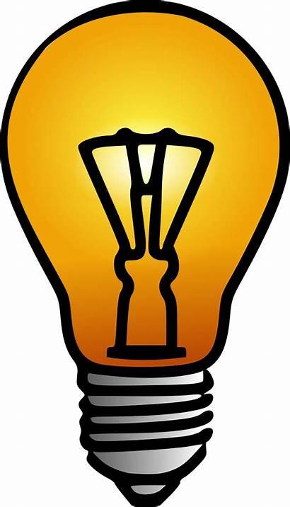 Bulb Lightbulb Clipart Clipartpanda Clip Vector Powerpoint