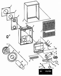 Williams Top Vent Wall Furnace Wiring Diagrams