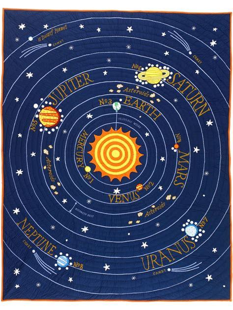 solar systems  quilt full queen  land  nod