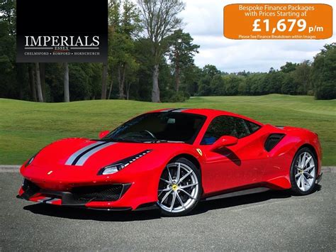 Click here to find a great deal! 2018 Ferrari 488 PISTA 3.9T V8 F1 DCT AUTO 332,948 For Sale | Car And Classic
