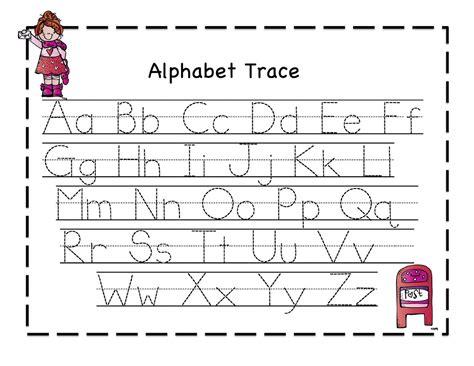Abctracingsheetsforpreschooljpg 1,683×1,300 Pixels  Alphabet Recognition  Pinterest Kid