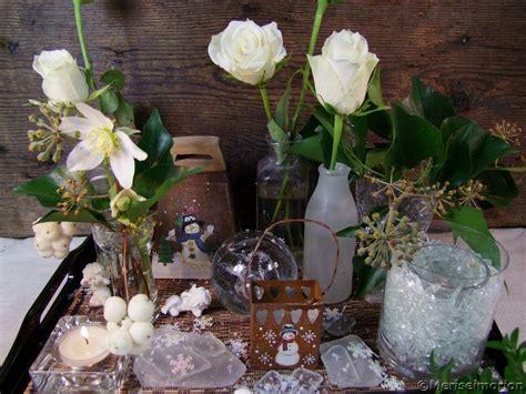 Dekoration Im Januar by Tablett Dekorieren Im Januar Meine Blumendeko Deko