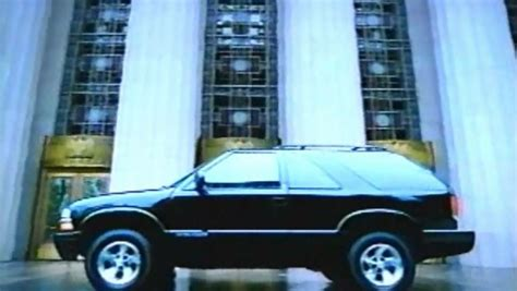 chevrolet blazer commercials