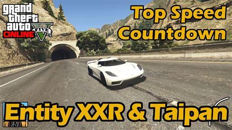 fastest supercars entity xxr taipan gta   fully