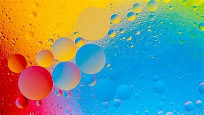 4k Colorful Bubbles Wallpapers 1080 1920