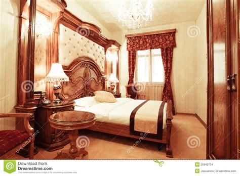 chambre a coucher luxe chambre à coucher de luxe images stock image 25943774