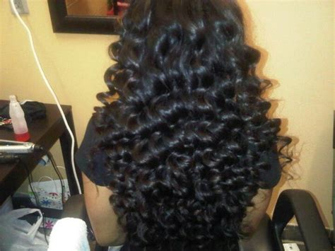 Curly Hair Styles, Weave