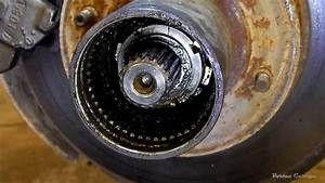 Auto To Manual Locking Hubs  Plus Bearings On A Squarebody