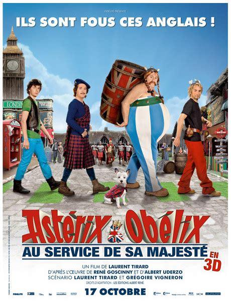 poster    asterix obelix