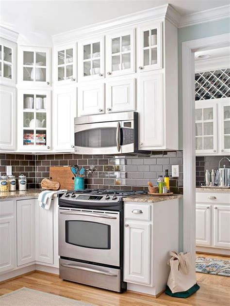 upper corner kitchen cabinet solutions  simply  annie