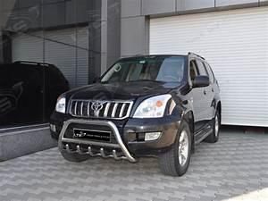 Toyota Land Cruiser Prado Axle Nudge A