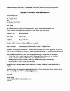 44 Fantastic Offer Letter Templates [Employment  Counter Offer  Job]