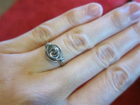 show us your non blingy earthy or not earthy wedding rings