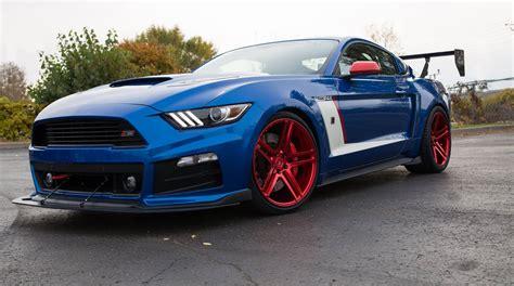 Roush To Debut 850-horsepower Mustang At Sema