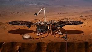 NASA's InSight spacecraft blasts off to Mars
