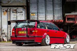 Modified BMW E36 M3 Touring | Fast Car