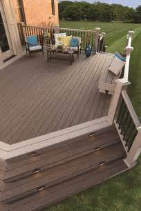 deck builders azek decking material