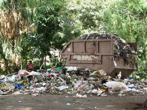 Who Is To Blame On Poor Garbage And Waste Disposal