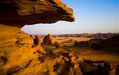 Bing Desert Daily Wallpapers Backgrounds Saudi Background