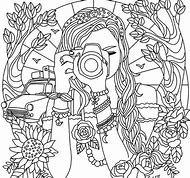 Best Girly Coloring Pages Ideas And Images On Bing Find What You