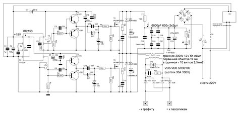 switch mode arc inverter welder schematic page 2