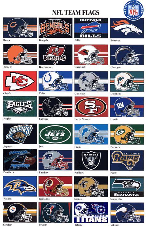 football colors nfl football team color chart thread the official nfl