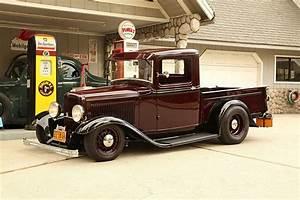 Pick Up Ford : 1932 ford pickup is all hot rod ~ Medecine-chirurgie-esthetiques.com Avis de Voitures