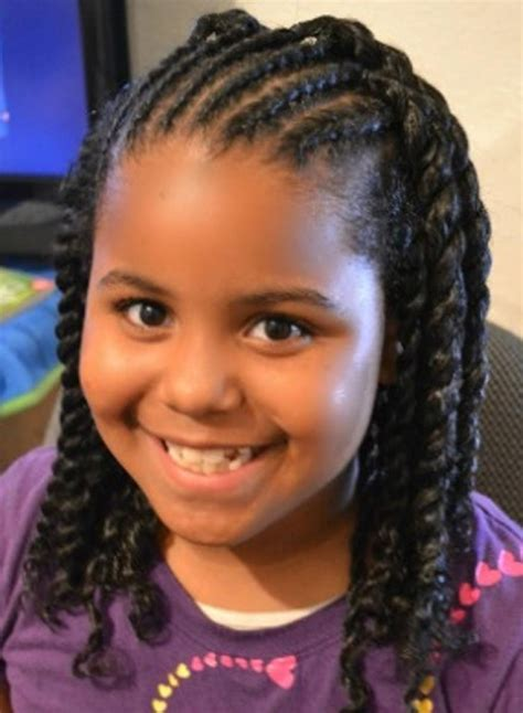 25 latest cute hairstyles for black little girls
