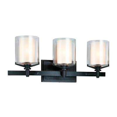 black vanity lighting bathroom lighting  home depot