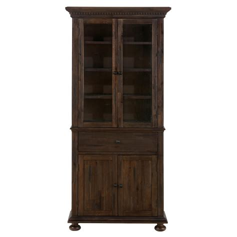 small cabinet with doors brown varnished teak wood small cabinet with