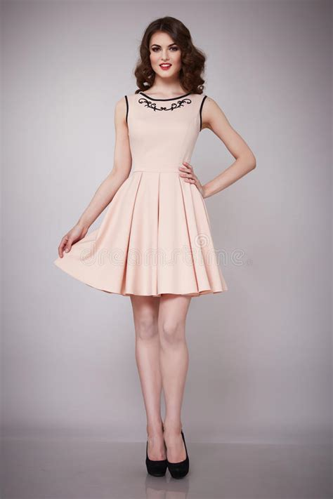 Beauty Fashion Clothes Casual Collection Woman Model