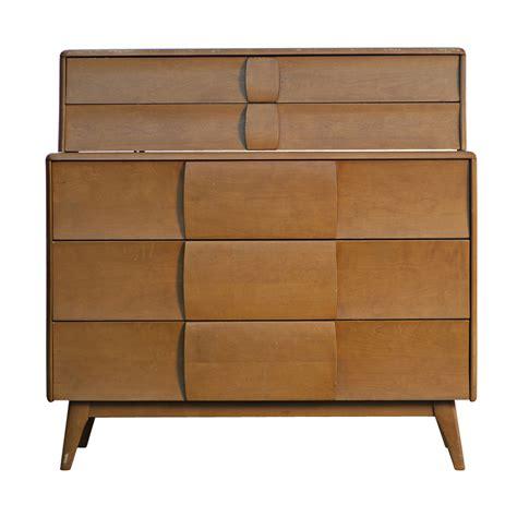 Heywood Wakefield Dresser by Vintage Heywood Wakefield M141 Kohinoor Dresser With M149