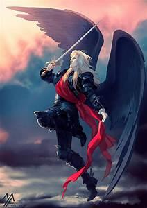 Michael vs. Lucifer – Making Of – Mathia Arkoniel