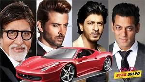 Famous Bollywood Stars Luxury Cars - YouTube