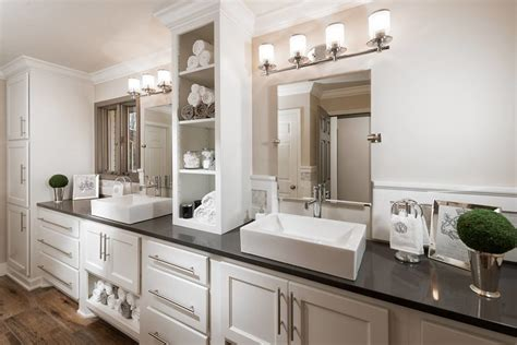 Luxury Traditional Bathroom Design With Extra Kitchen Over Sink Lighting Lowes Bathroom Lights Island Home Depot Recessed For Table Light Peach Bedroom Unique Bedrooms Fixtures