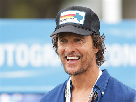 Matthew Mcconaughey Makes Surprise Appearance Texas