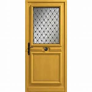 Prix D Une Porte D Entrée En Bois Sur Mesure : porte d 39 entr e en bois ~ Premium-room.com Idées de Décoration