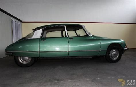 Citroen Ds21 For Sale by Classic 1974 Citroen Ds21 5 For Sale Dyler