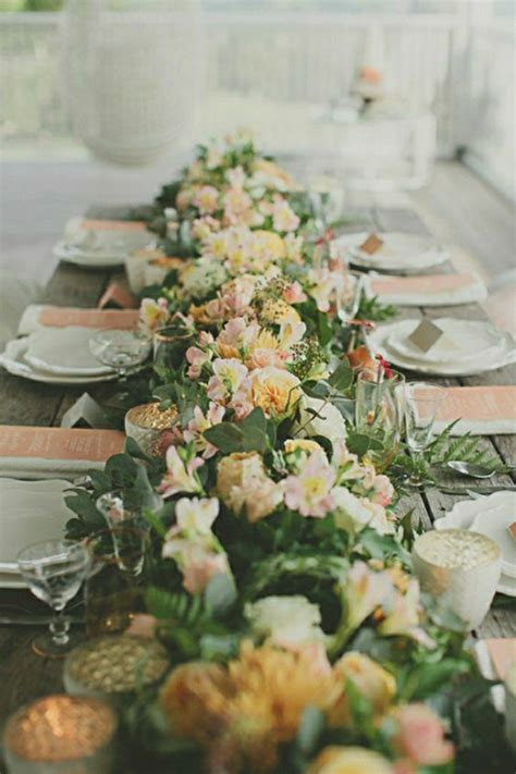 deco pas cher pour mariage diy d 233 co de table mariage pour moins de 80 tnd