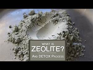 What Is Zeolite And How Can It Help The Detoxification Process