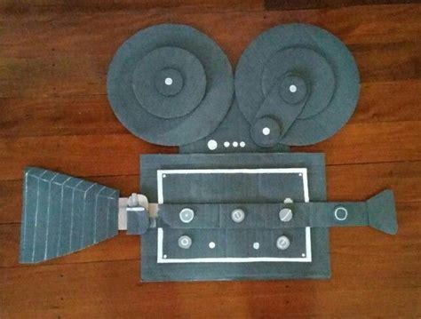 diy cardboard  camera prop  camera diy cardboard