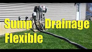 Sump Pump Warm Weather Drainage Solution