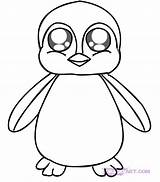 Penguin Coloring Pages Clipartmag sketch template