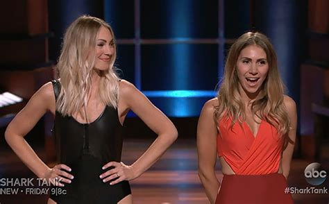 Shark Tank: Sisters pitch their line of swimsuits for moms ...