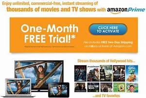 Free One-Month Trial of Amazon Prime from Valpak! | Quit Cable