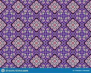 Islamic, Art, Pattern, And, Geometric, Background, Stock, Image