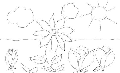 Paisajes naturales para colorear e imprimir Imagui